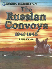 WARSHIPS ILLUSTRATED 9 THE RUSSIAN CONVOYS 1941-1945 WW2 ARCTIC BATTLE ATLANTIC