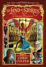 The Land of Stories A Grimm Warning, New, Free Shipping