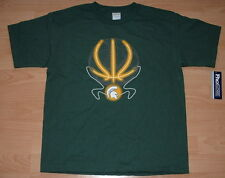 MICHIGAN STATE SPARTANS MSU BASKETBALL T-SHIRT SHIRT YOUTH SMALL - PLUGGED IN