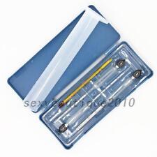3pcs Hydrometer Alcohol Meter Tester Measure Test DIY Tool 0-100% 0-40-70-100