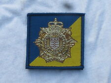 Royal Logistic Corps,RLC,Unit ID Morale Patch,Klettrückseite,Abzeichen,Badge