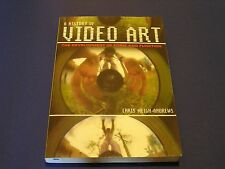 A History of Video Art by Chris Meigh Andrews 2006 WSU Textbook Excellent Cond
