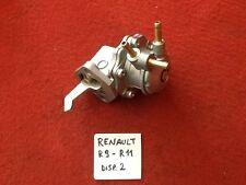 RENAULT R9 R11 POMPA BENZINA (3 raccordi)  - NUOVA -