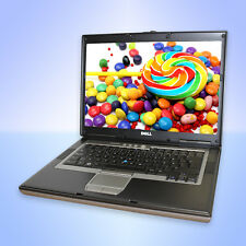 Dell Latitude D630 Core2 Duo 2GHz 2Gb 80GB CD-RW/DVD WinVista 1440x900 RS232