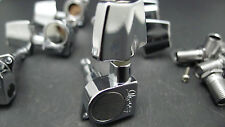 Ibanez 3L/3R Chrome Finish Guitar Tuning pegs F VG Artist Lespaul Acoustic
