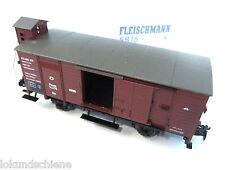 Preuß. Ged.Güterwagen m.Bh.  Fleischmann 5816 HO #4021