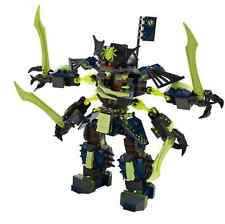 LEGO Ninjago Mech-enstein (Split) 70737 Titan Mech Battle No Minifigures/box