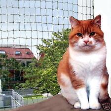 Katzennetz, 1 qm 2,29 €, Katzenschutznetz Meterware drahtverstärkt Balkonnetz