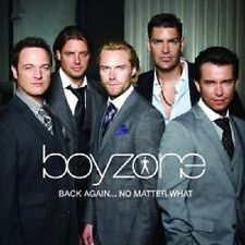 "BOYZONE ""BACK AGAIN...THE GREATEST HITS"" CD NEU"