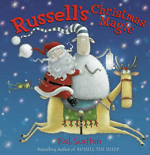 Russell's Christmas Magic by Rob Scotton (Hardback, 2009) New Book