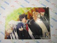 PS2 Game VitaminR Rebirth for Amazing Supplement Boys Clear File Folder Japan