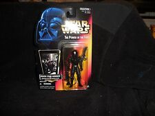 Star Wars The Power of the Force Collection 1 Death Star Gunner MOC