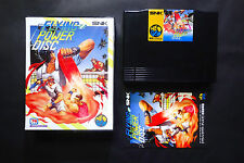 WINDJAMMERS Flying Power Disc SNK Neo Geo AES Very.Good.Condition JAPAN