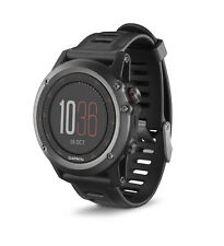 Garmin fenix 3 (Gray) GIFT BOX - Multi-Sport GPS Watch + Accessories Bundle