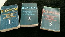 ICD 9 CM international classification of diseases clinical modification