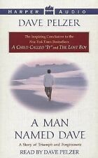 A Man Named Dave by Dave Pelzer (1999, Cassette, Abridged)