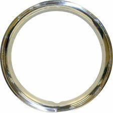 EMPI New Set of 4 Wheel Trim Rings VW Volkswagen Beetle Jetta Golf Super Rabbit