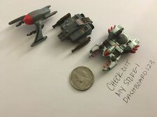 Micro Machines Galaxy Voyagers Space Set 1 (1990's)
