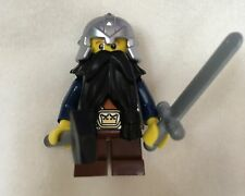 LEGO Dwarf Minifig Castle of 7036 _CAS354_Weapon included