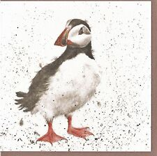 """Paese Set greeting card by wrendale Designs Puffin """"PICCOLO CLOWN"""""""