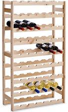 Flaschenregal Holz Kiefer Weinregal Weinflaschenhalter Weinflaschenständer Regal