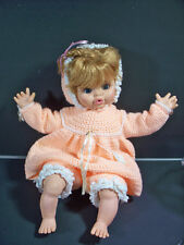 "EUGENE 1974 VINTAGE KISS ME BABY SOFT BODY 18"" SLEEPY EYES CUTE!!!"