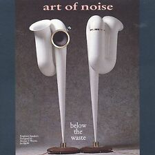 Below the Waste by The Art of Noise (CD, 1994, Off Beat)