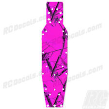 ProLine Pro MT - Thick Chassis Protector Graphics - Realtree Blaze Pink