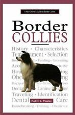 Border Collies : A New Owner's Guide by Robyn Powley (1998, Hardcover, Annual)