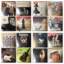 Classic ROCK VINYL LP RECORDS. You pick any from the list (Auction#13)
