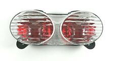 Kawasaki Clear Lens Taillight Tail Brake Light Assembly ZX 600 900 ZR 750 7 NEW