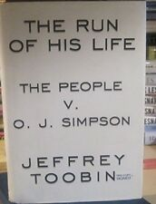 The Run of His Life:The People v. O.J.Simpsonby Jeffrey Godoff  ToobT hc dj 1st