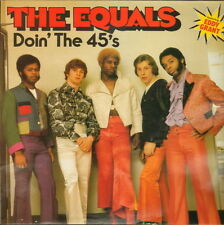 "12"" The Equals Doin`The 45`s (Black Skinned Blue Eyed Boy, Softly Softly) 80`s"