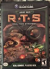 Army Men RTS (GameCube, 2004) BRAND NEW SEALED - FREE U.S. SHIPPING - NICE