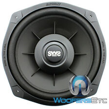 "SWS-8X EARTHQUAKE CAR AUDIO SHALLOW 8"" SUBWOOFER SUB SPEAKER 4 OHM SWS8X NEW"