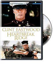 HEARTBREAK RIDGE Clint Eastwood DVD NEW