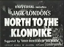NORTH TO THE KLONDIKE 1942 (DVD) BRODERICK CRAWFORD, EVELYN ANKERS, LON CHANEY