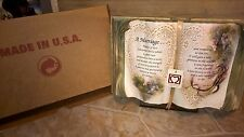 Bol Productions  Book of  Marriage , NEW in BOX with TAG and STAND