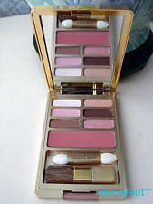 Gold Estee Lauder Palette~6 EyeShadow & Blush~NUDE ROSE