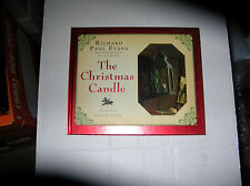 The Christmas Candle by Richard Paul Evans (2007) SIGNED 1st/1st