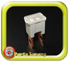 Fusible Fuse Link Male Straight Leg 120 Amp Gray - PARTS LUNACY