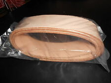 "NATURAL 2 1/2"" by 66"" LATIGO 13oz TANDY LEATHER STRIP 4576-10."
