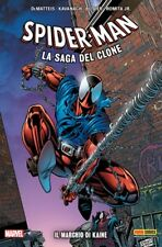comics SPIDER-MAN LA SAGA DEL CLONE N. 4 - nuovo panini