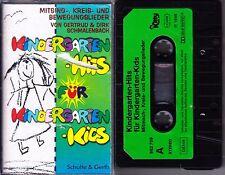 MC Kindergarten-Hits für Kindergarten-Kids - Schulte & Gerth