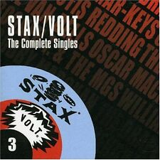 'STAX/VOLT: THE COMPLETE SINGLES VOL.3' NEW CD - FREE 1ST CLASS POST
