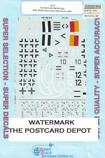 1/72 SuperScale Decals Fw 190D-9 Fw 190D-9 Wurger R-5 Aces 72-725