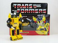 Transformers G1 Re-issue Autobot Sunstreaker Car Robot Figure SET MISB Brand NEW