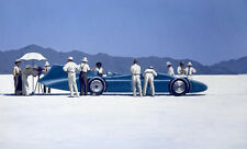 JACK Vettriano Casella Canvas-Bluebird at Bonneville *** libero CALENDARIO o 6 carte
