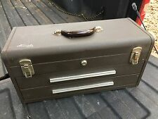 VINTAGE KENNEDY 2 DRAWER MACHINIST TOOLBOX TOOL BOX 220-436849