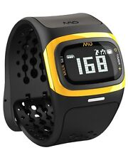 Mio ALPHA 2 Heart Rate Watch + Activity Tracker With Precision Yellow, Large New